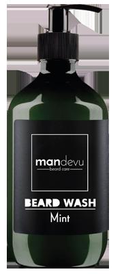 Mandevu Beard Wash